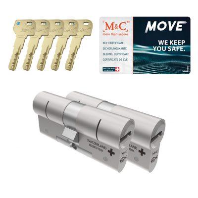M&C Move Veiligheidscilinder