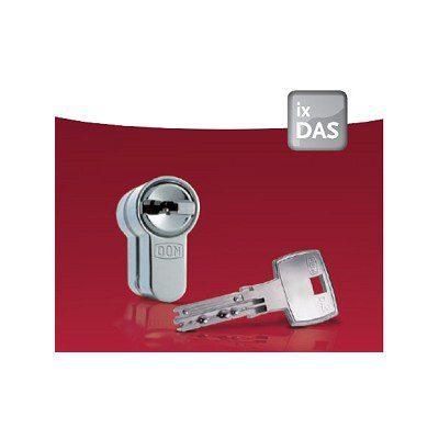 DOM IX DAS Certificaat Veilighiedscilinder