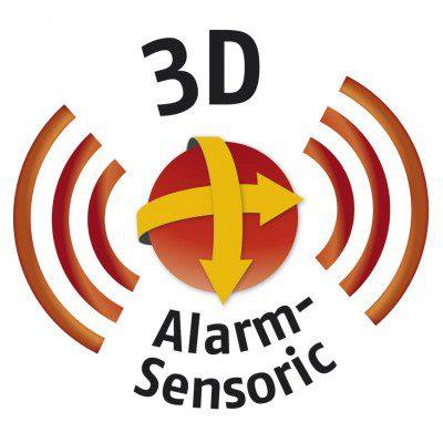 ABUS afsluitbare raamgreep met alarm 110db FG300A